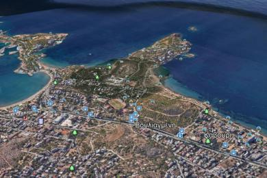 SALE OF LAND PLOT IN VOULA